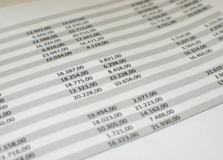 10 Reasons Why You May Want to Ditch Your Spreadsheets
